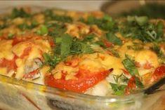 Минтай в сырно-сливочной заливке: самый вкусный рецепт - Jemchyjinka.ru