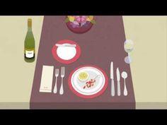 Winetips: Como colocar as taças na mesa
