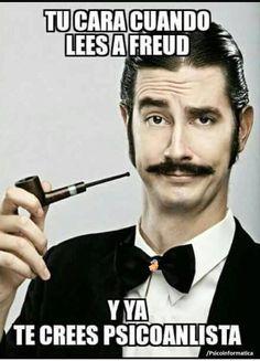 Tu lees a Freud? #Humor