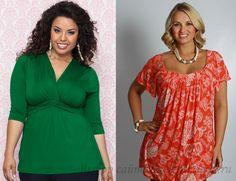 Фасоны блузки для полной женщины: 62 фото и советы по выбору