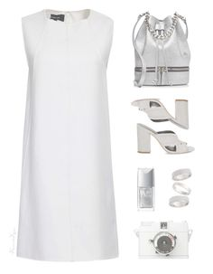 """Breathless White"" by nonniekiss ❤ liked on Polyvore featuring Christian Dior, Rebecca Minkoff, MANU Atelier, Topshop, women's clothing, women, female, woman, misses and juniors"