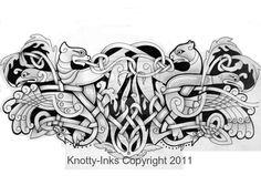 Картинки по запросу celtic tattoo designs