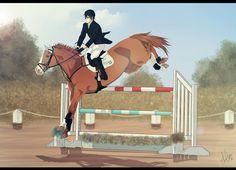 :Ballendene International Event - Traitor and Bella Pretty Animals, Pretty Horses, Horse Love, Beautiful Horses, Donkey Drawing, Ride Drawing, Horse Cartoon, Cartoon Art, Spirit The Horse