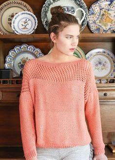 Bossa Nova Sweater | We Are Knitters kit