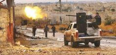 Suriyeli muhalifler Cerablus için operasyon hazırlığına başladı