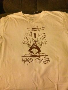 Hard Times T-shirts