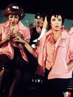 Pink Ladies! Do you have the spunk and attitude to pull off these characters?