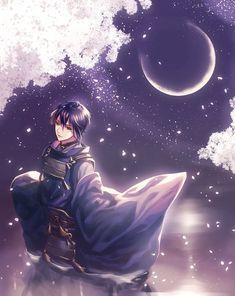 Manga Anime, Anime Kimono, Manga Boy, Touken Ranbu Mikazuki, Anime Prince, Anime Art Fantasy, Bishounen, Roronoa Zoro, Cute Anime Boy