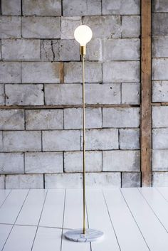 Lambert and Fils Luna Lamp