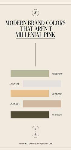 Design Websites, Brand Identity Design, Branding Design, Web Design, Graphic Design, Millenial Pink, Colour Pallette, Design Graphique, Colour Board