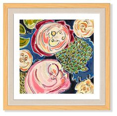 Flowers for Vuilliard, Kate Lewis $150.00 - $295.00