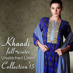 Khaadi-Latest-Winter-Linen-Collection-2015-For-Women-1