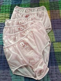 Plus Size Lace Edged Knickers Extra Large XXXL High Waisted Size UK 12 to 36