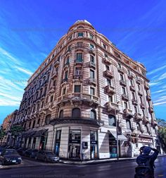 I miss the European style of architecture in #Alexandria #Egypt