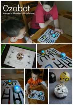 Ozobot - the world's smallest robot! Multi Award-Winning Educational Robot #Ozobot Review #Lucky7 #ad