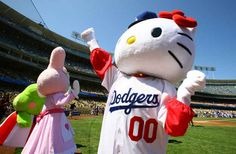 So ALLEGEDLY, Hello Kitty is actually a human British girl named Kitty White with her own backstory.