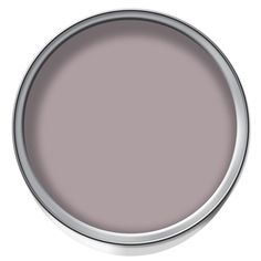 Wilko Best Superior Flat Matt Emulsion Paint Tester Pot Muted Heather 125ml