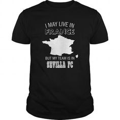 Awesome Tee SEVILLA FC Favorite Club Shirts & Tees