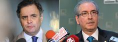 Não deu no Jornal Nacional: Reservadamente, Aécio Neves  pediu desculpas a Cunha