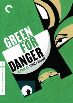 Green for Danger (The Criterion Collection) (1946). Want!