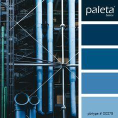Blue Colour Palette, Colour Schemes, Color Combos, Textures Patterns, Color Patterns, Blue Bedroom Paint, Blue Tones, Greyish Blue, Beautiful Color Combinations
