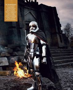The latest issue of Vanity Fair has several Star Wars character portraits by photographer Annie Leibovitz. Description from therobotspajamas.com. I searched for this on bing.com/images