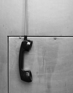 Please hang up and try again by jfsouto Photography & white and white et blanc und weib e branco y negro Black White Photos, Black And White Photography, Urbane Fotografie, Black And White Aesthetic, Aesthetic Photo, Dark Art, Wall Collage, Instagram Feed, Aesthetic Wallpapers