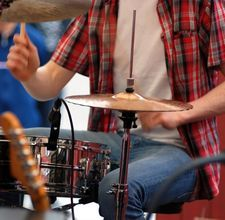 How to Learn Drums as a Beginner