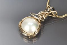 Wire Wrapped Cabochon Ring - Chicago Jewelry School | Pendants ...