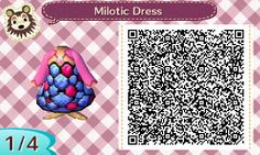 THANKS FOR 26,000+ FOLLOWS! Your number one source for cute Animal Crossing New Leaf QR codes since...