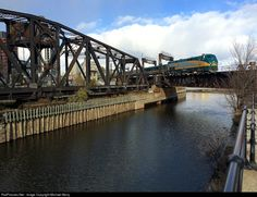 RailPictures.Net Photo: VIA 917 VIA Rail GE P42DC at Montreal, Quebec, Canada by Michael Berry