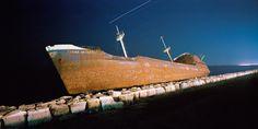 Pellestrina Venezia, 1988 © Olivo Barbieri