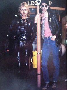 Benjamin and Ric