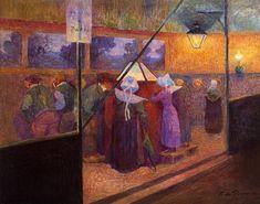 The Magic Lantern (Ferdinand du Puigaudeau - )