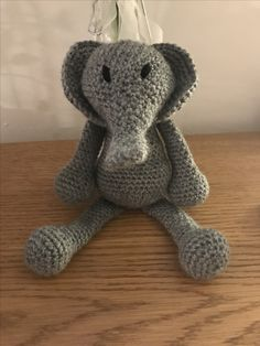 Loving this little elephant from the Kerry Lord Edwards Menagerie there quick and easy to do to