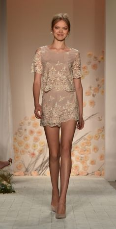 Enjoy the modern elegance of this women's look from the LC Lauren Conrad Runway Collection.