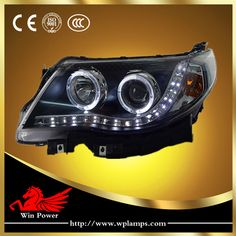 2008-2013 Subaru Forester LED Headlights -- Product Show -- Win Power International Technology Co., L TD.