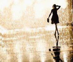 .this winter I will dance in the rain