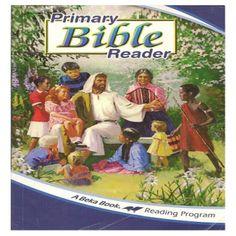 ABEKA PRIMARY BIBLE READER+