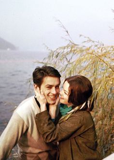 Alain Delon While young / Right Between Your Lips