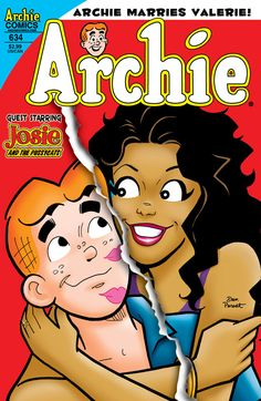 "Archie & Valerie - Comic Book Art With Soul - Funk Gumbo Radio: http://www.live365.com/stations/sirhobson and and ""Like"" us at: https://www.facebook.com/FUNKGUMBORADIO"