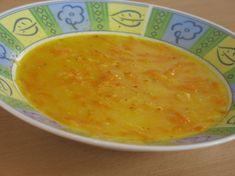 Fotorecept: Zelerovo-mrkvová polievka Cheeseburger Chowder, Soup, Ethnic Recipes, Soups
