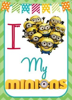 Minion Themed Classroom Posters (11x17 or 8x11)