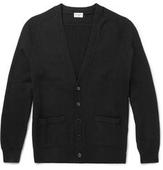 Saint Laurent Slim-Fit Cashmere Cardigan ($1,350)