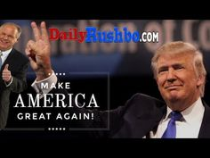 Rush Limbaugh Explains What 'MAKE AMERICA GREAT AGAIN' Means