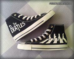 The Beatles by Ashley Erika on Etsy