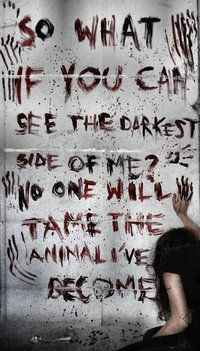 "Three Days Grace ""Animal I have Become"""