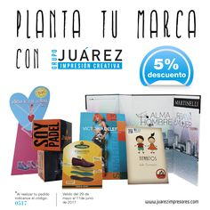 #JuárezProductos - ¡Aprovecha el 5% de #descuento en DISPLAYS!  Del 29 de mayo al 11 de junio 2017  #tuimprentadeconfianza #imprenta #offset #digital #juarezimpresores #displays #cubos #campaña #publicidad #elche #alicante #murcia #calzado #feria #moda #promocion