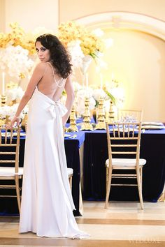 WedLuxe – Royal Blue | Photography by: Kunioo Photo Follow @WedLuxe for more wedding inspiration!