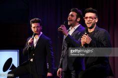 Fotografía de noticias : Singers Gianluca Ginoble, Ignazio Boschetto and...
